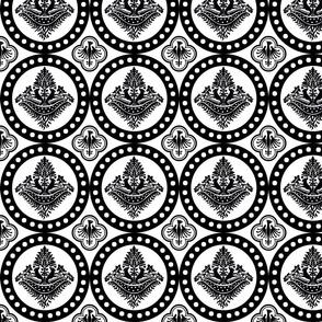Authentic Design 002 - Black on White