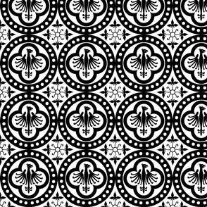 Authentic Design 003 - Black on White