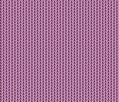 fu cancer ribbon fabric by heatherpfoot on Spoonflower - custom fabric