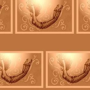 "Fall2 ""TheArtOfFlying""_Sepia/Sunburst reflect-"