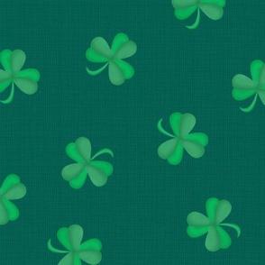 Sweet Shamrocks Emerald