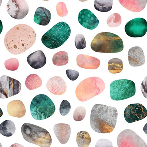 Pretty Pebbles - Medium