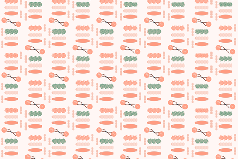 Drippin' in Finesse fabric by freethebold on Spoonflower - custom fabric