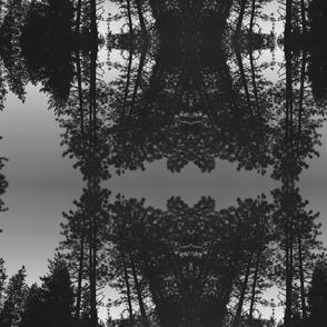 Filigree trippy trees
