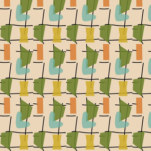 Tonya Pillow print