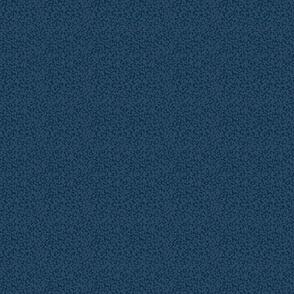 Textured Solid Indigo Blue || Dots spots Winter Black Quilt Coordinate _ Miss Chiff Designs