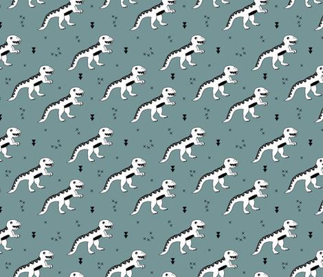 Cool tyrannosaurus dinosaurs history theme for kids stone for Grey dinosaur fabric