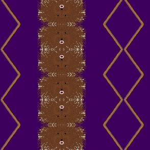Tribe of Judah purple
