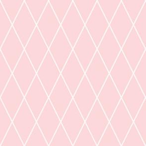 Clemmie's Lattice: Millennium Pink