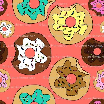 Glazed Sweet Donuts
