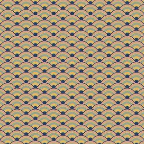 Small Japanese-Style Ripple - Multi