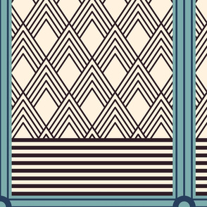Art Deco Composition