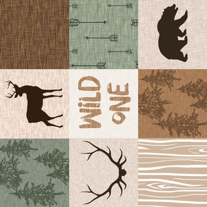 Wild One - no moose - rotated - green brown