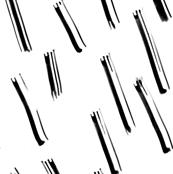 Angled lines 1 minimalist stripe pattern