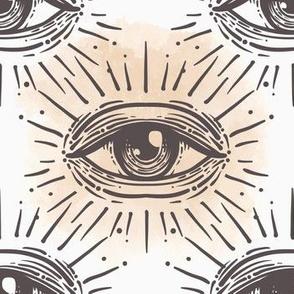 Blushing Eye