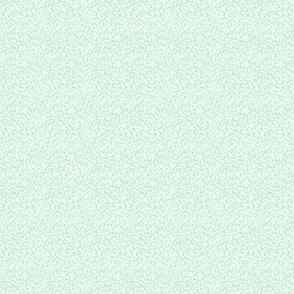 Textured Solid Mint Green    Dots Spots Spring Aqua  Quilt Coordinate _ Miss Chiff Designs