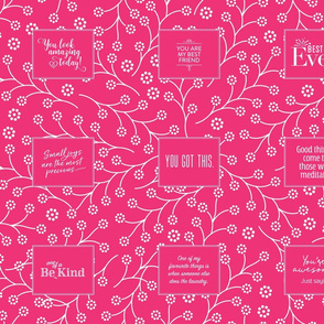 Dryer Sheets Project – Pink