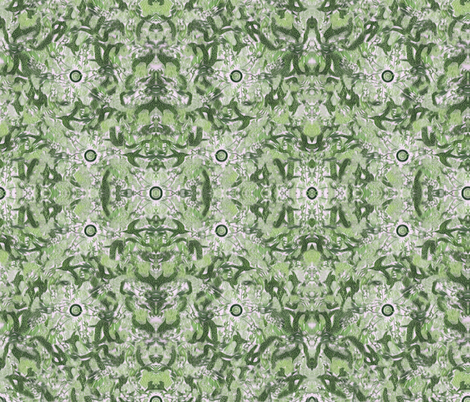 Cloud Dragon - Green fabric by hazelandvivi on Spoonflower - custom fabric