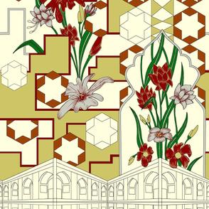 Textile Print 01