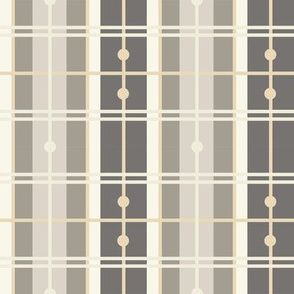 Plaid - Neutral
