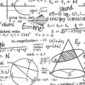 Common Equations // Small