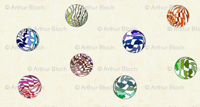 free floating spheres
