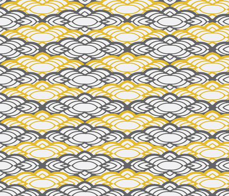 ArtDeco_5-01-ch-ch fabric by little_amy_designs on Spoonflower - custom fabric