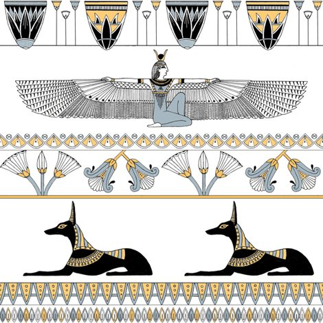 Egypt_spoonflower_shop_preview