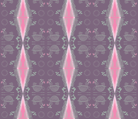 Ready to Race  fabric by texas_soul on Spoonflower - custom fabric