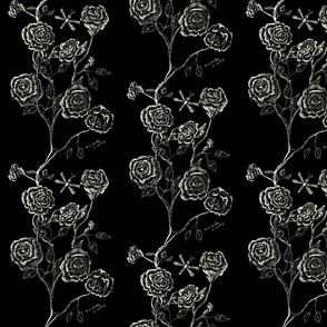 Roses on the Vine