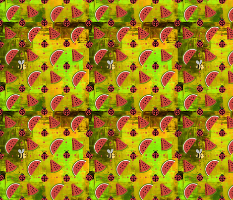 Summertime Fun! fabric by bent_line_designs on Spoonflower - custom fabric