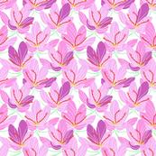 Lavender Crocus Joy (white)
