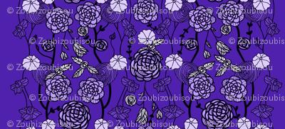 Floral Monochrome
