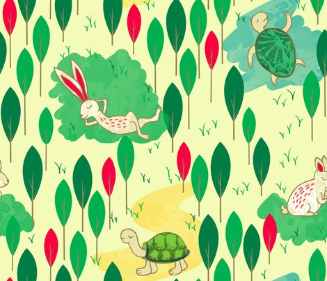Rrrrrrrrhare-and-tortoise_shop_preview
