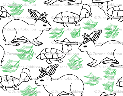 tortois and hare mates