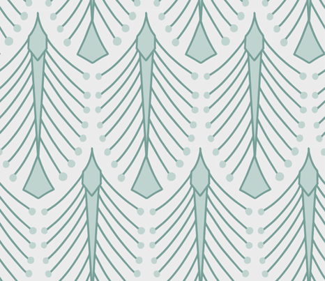 The Decoist fabric by moodyrooster on Spoonflower - custom fabric