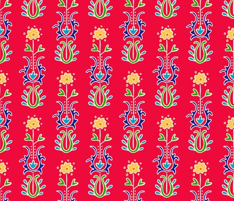 Suzani-stripe-red-background-white-lines-01-6x8-150-px_shop_preview