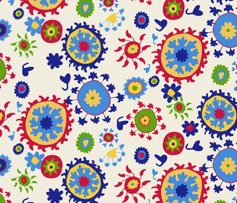 Suzani-4-directions-half-drop-white-blue-red-01_shop_preview