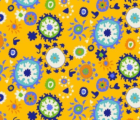 Suzani-half-drop-yellow-background-blue-yellow-white-orange-01_shop_preview
