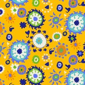 Suzani-half-drop-yellow-background-blue-yellow-white-orange-01_shop_thumb