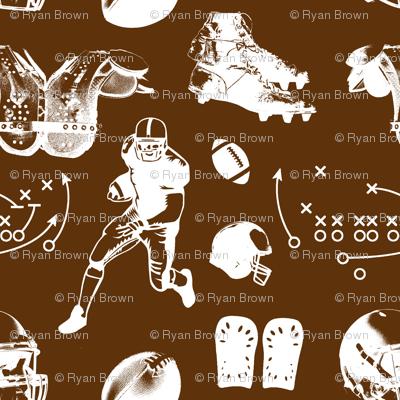 American Football // Brown // Large