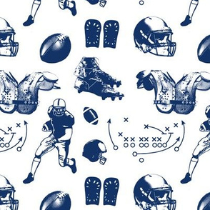 American Football // Navy // Small