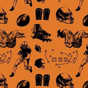 American Football // Orange // Small