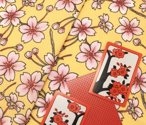 Sakura - Yellow