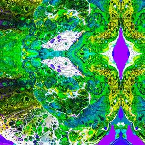 Green Alien Brain Cells 4500