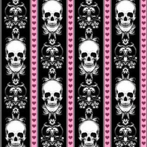 Gothic Border Pink