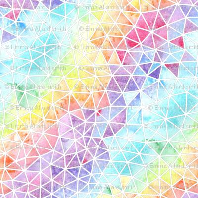 Rainbow Mosaic