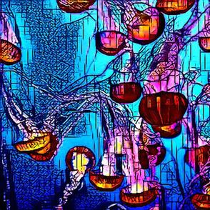 Jelly Fish World 4555