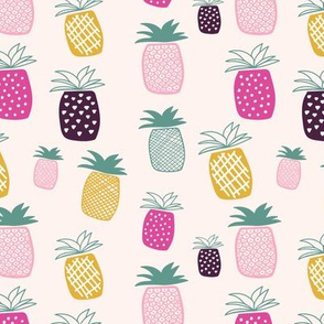 Playful Pineapples