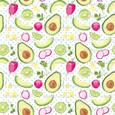 Avocado Veggie